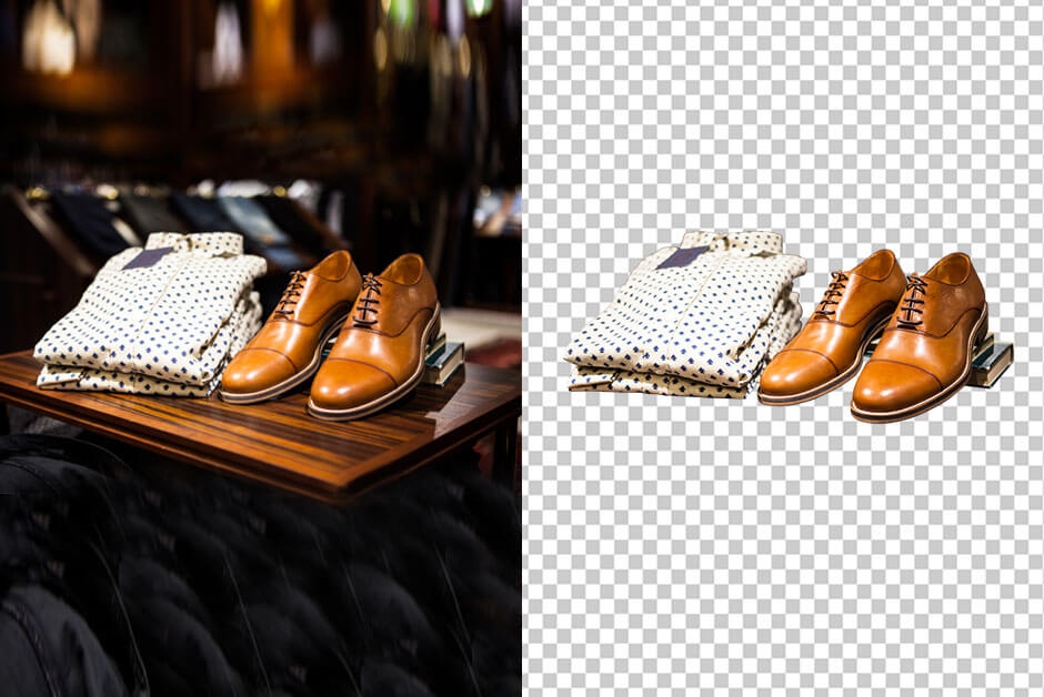 eCommerce product background remove